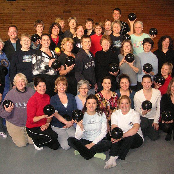 SMR course group photo