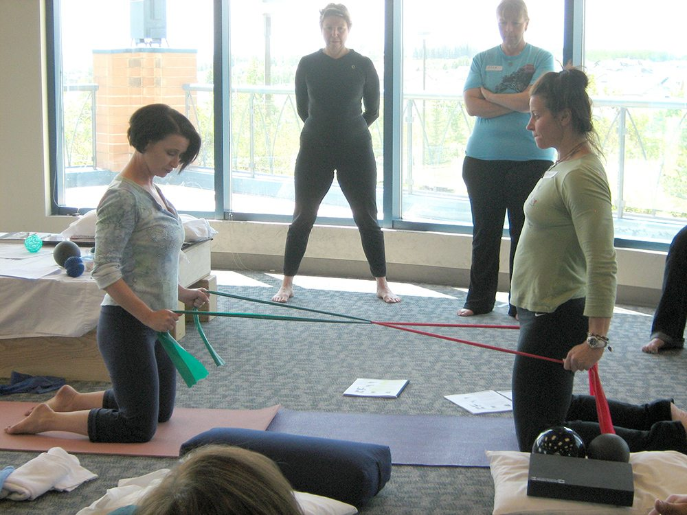 Keller Method Rehabilitation in action with class
